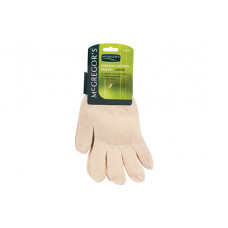 MCGREGOR'S LARGE KNITTED COTTON GLOVES (PAIR)