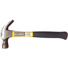 TRAMONTINA 20oz CLAW HAMMER W/ FIBER GLASS HANDLE