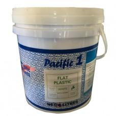 PACIFIC 'UMATA FLAT PLASTIC WHITE 10L