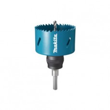 MAKITA 60MM EZYCHANGE BI-METAL HOLE SAW