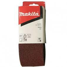 MAKITA ABRASIVE BELT 40#  / 76MM X 457 MM - (5PK)