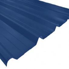 COLORBOND .55 XRW SAPPHIRE BLUE TRIM/CORRU/PLAIN